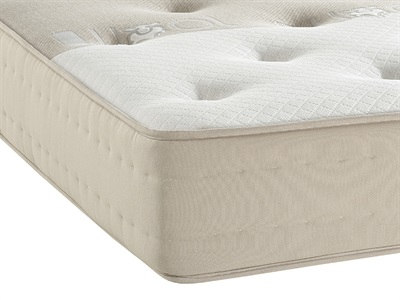 Relyon Wool Silk Cashmere 1390 4 6 Double Mattress